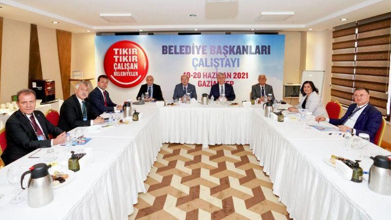 Çerçioğlu Gaziantep'te
