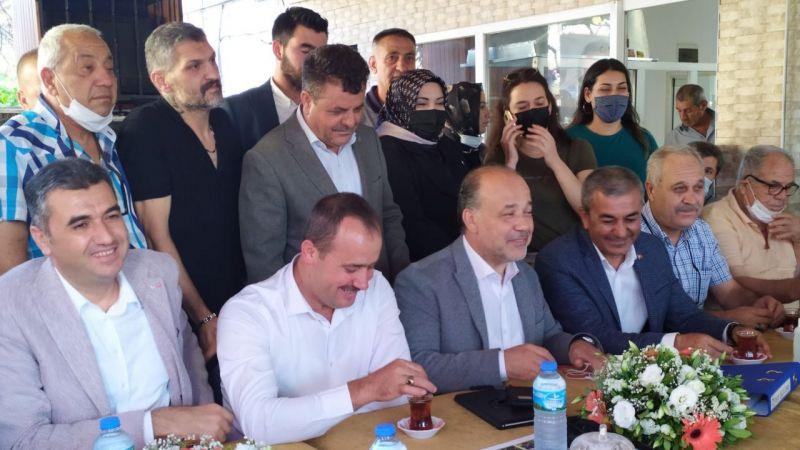 AK Parti Didim İlçe Başkanı Subaşı'dan Atabay'a sitem!