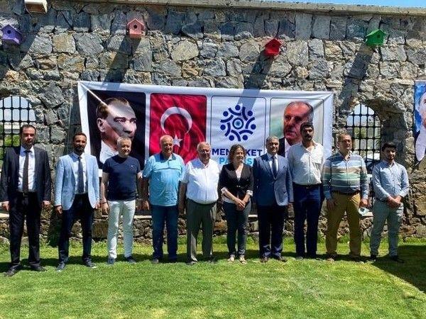 Memleket Partisi Kuşadası İlçe Başkanı belli oldu