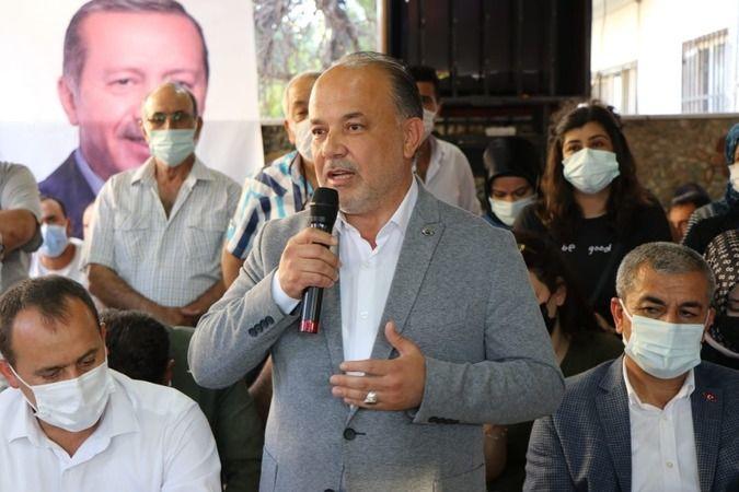 """Yavuz'dan 'Maya İnşaat"""" açıklaması"""