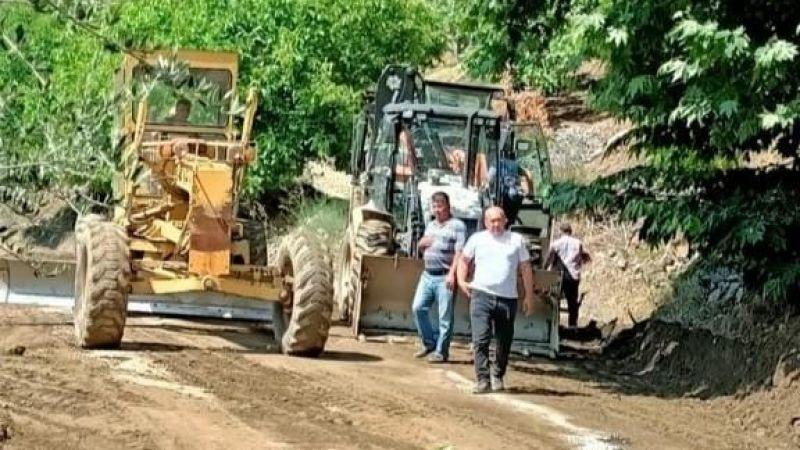 Nazilli Belediyesi afet bölgesinde