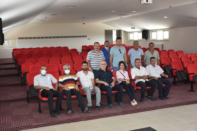 Buharkent Belediyesi Anadolu Lisesi'nde inşaat tamamlandı