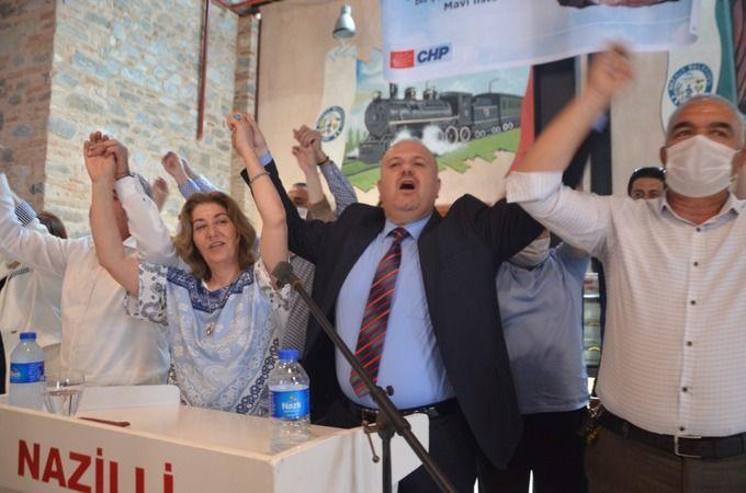 CHP Nazilli'de yarış kızıştı