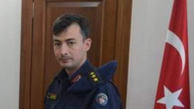 Söke'ye yeni jandarma komutanı
