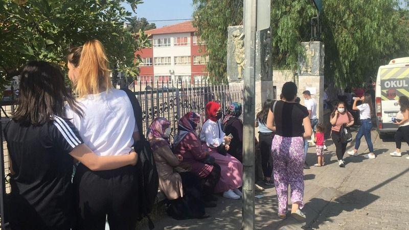 Aydın'da sınav heyacanı