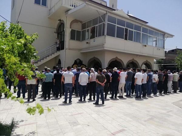 Efeler Belediyesi personeli son yolculuğuna uğurlandı