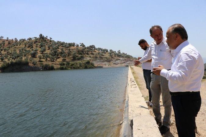 Yavuz'dan Sultanhisar'a baraj müjdesi