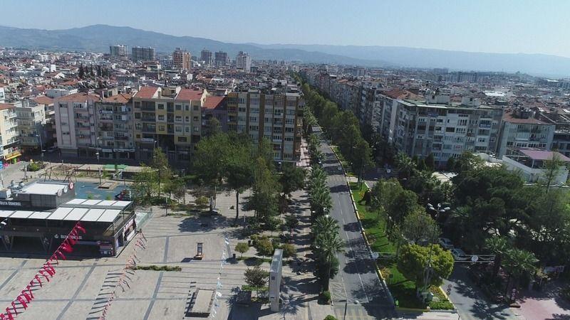 Aydın'da konut alanları satışa çıkarıldı