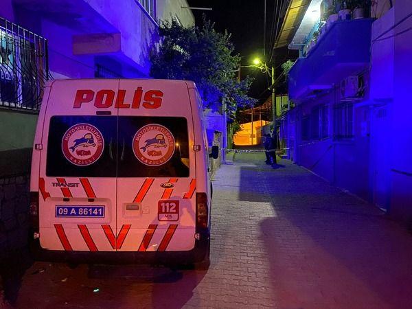 Nazilli'de silahlı saldırgan tutuklandı
