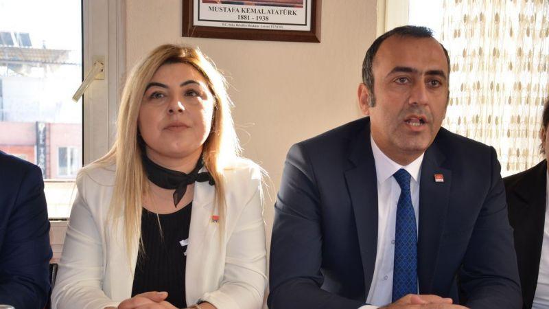 CHP Nazilli'de deprem sürüyor