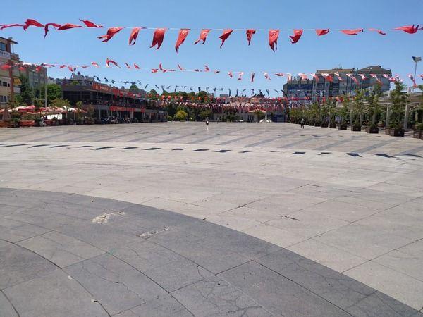 Aydın'da bayram sakinliği