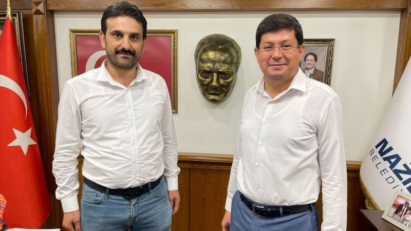 Nazilli MHP'de sürpriz istifa