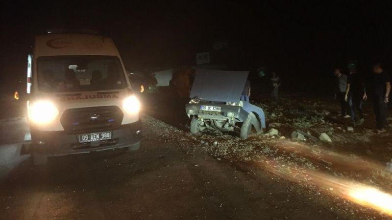 Karacasu'da feci kaza 2 ölü