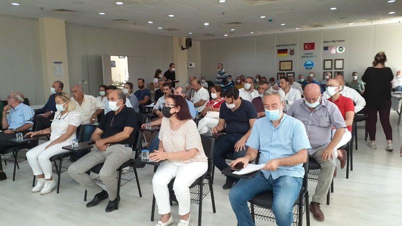 Söke'de meclis toplantısında CHP krizi