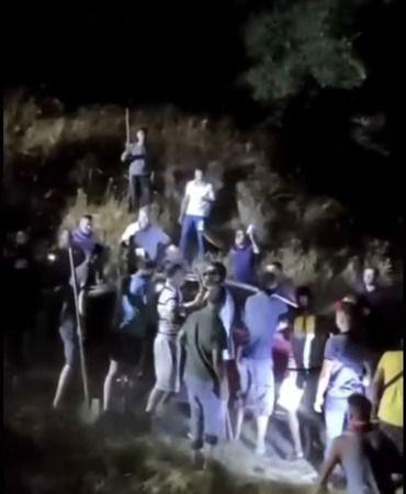 Ormanı yakacakları iddiasıyla darp edilmişlerdi
