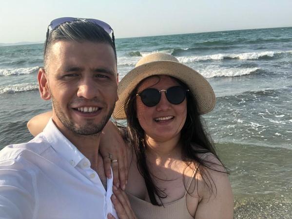 14 yıllık aşkta mutlu son