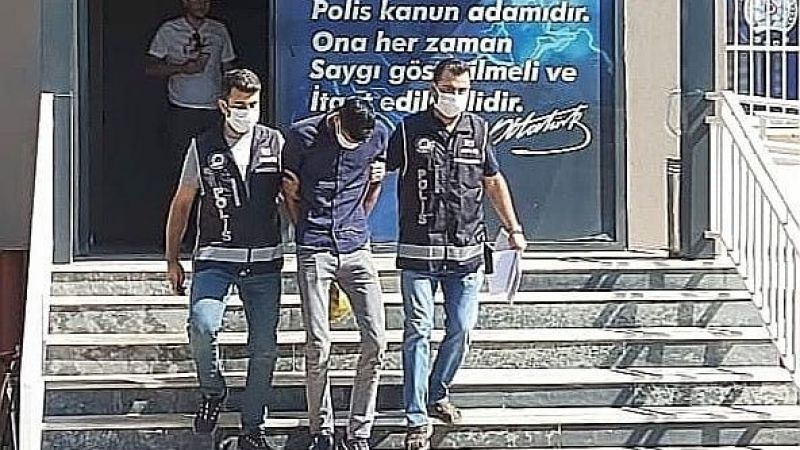 DİKKAT NAZİLLİ HIRSIZ VAR!