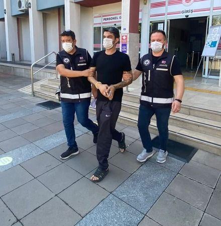 Nazilli'de cinayet zanlısı yakalandı