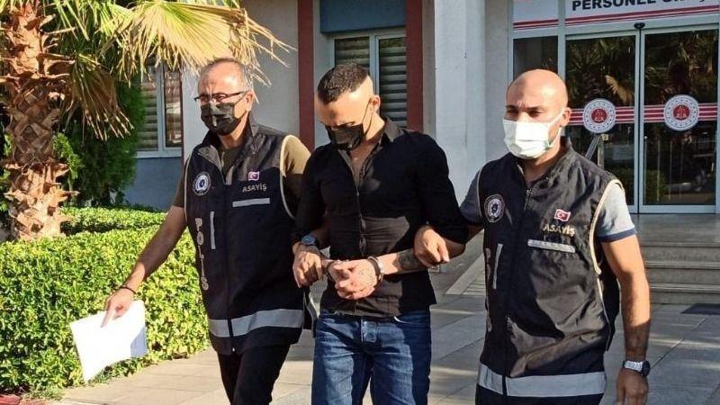 Nazilli'de o gaspçı yakalandı