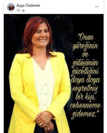 CHP'Li Özdemir'den skandal paylaşım