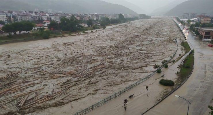 Selin yuttuğu Kastamonu ve Sinop'tan üzücü haber geldi