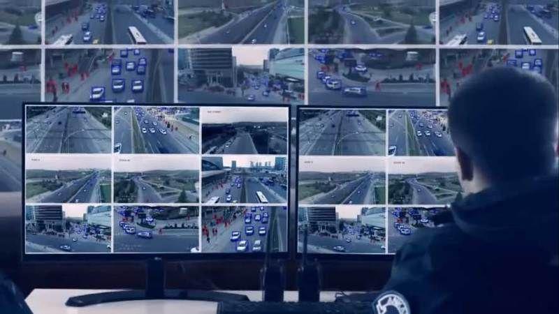 Aydın'da kazalar kameralara yansıdı