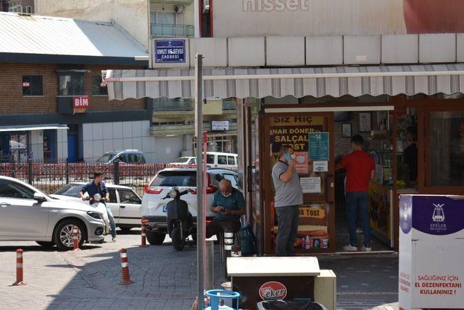 Aydın'da Yağcılar İçi esnafı tepkili