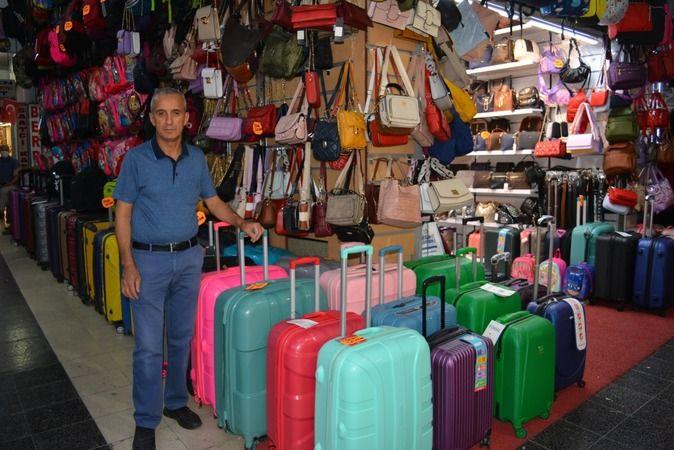 Çanta ve valiz satışlarında hareketlilik