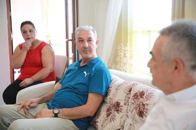 İncirliova' da yeni yaşamın kapıları açıldı