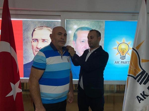 İYİ Parti'nin tanınan ismi AK Parti'ye geçti