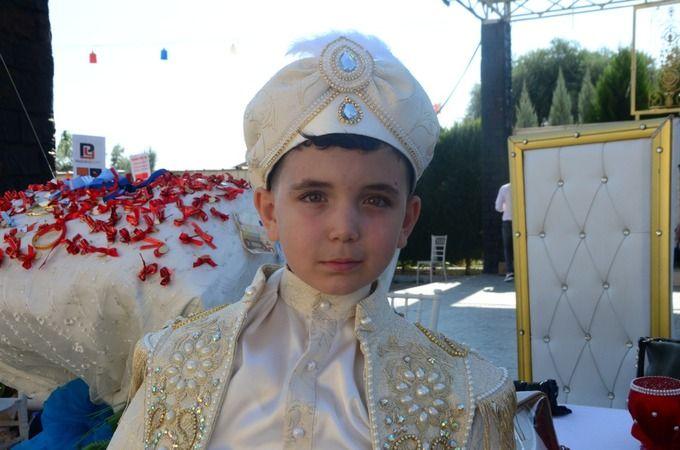 Nazilli'de muhteşem sünnet düğünü
