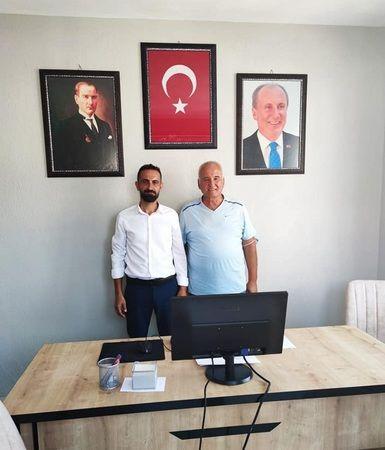 Memleket Partisi Bozdoğan'da kongresini yaptı