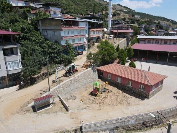Nazilli'de kırsal mahallelere hizmet atağı