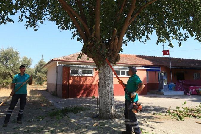 Efeler Belediyesi'nde okullarda seferberlik