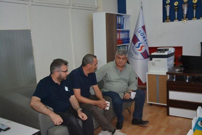 AK Parti Aydın'dan Sökespor ziyareti