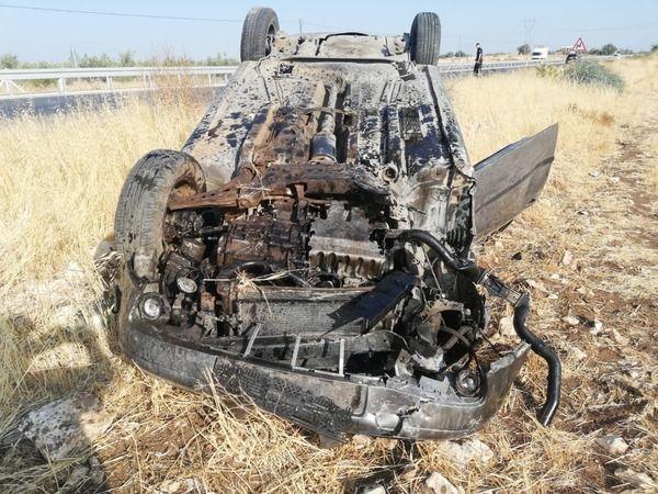 Didim'de trafik kazası