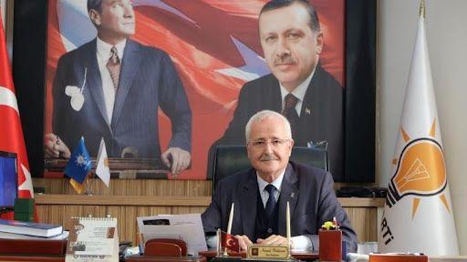 AK Parti'li eski İlçe başkanının acı günü