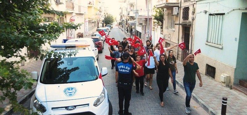 Efeler Belediyesi'nden 30 Ağustos videosu