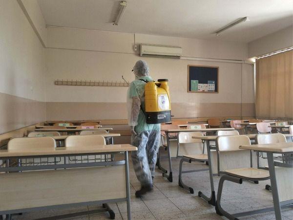 Efeler Belediyesi eğitim için görevde