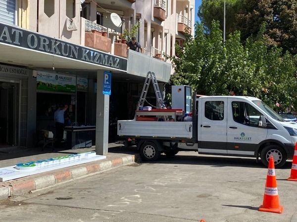 Nazilli'de Ege Et kapatıldı