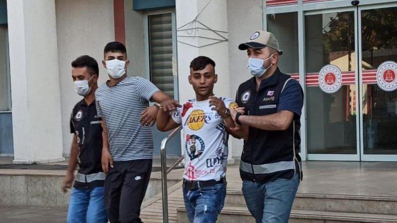 Nazilli'de motosiklet hırsızladı yakayı ele verdi