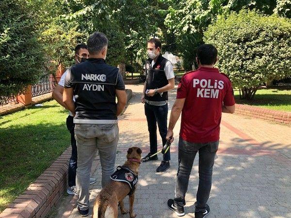 Aydın'da narkotik okul çevresinde göz açtırmıyor