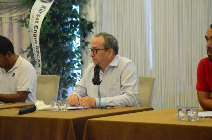 Nazilli'de Eylül ayı meclisi yapıldı