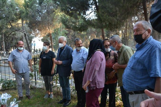 İYİ Parti Yazıcıoğlu'nu mezarı başında andı