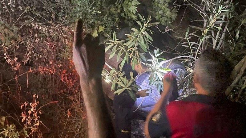 Köşk'te trafik kazası
