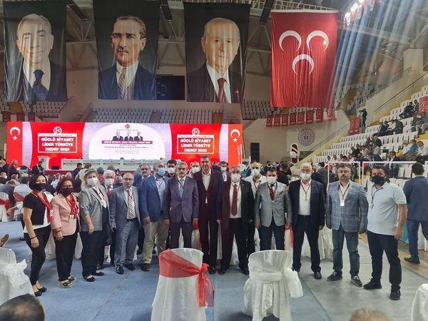 MHP Aydın şehzadeler şehrinde