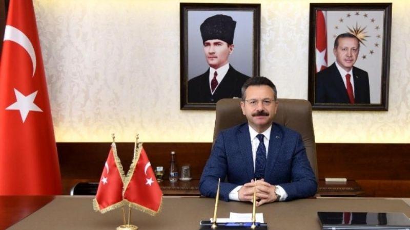 Vali Aksoy'dan Ahilik Haftası mesajı