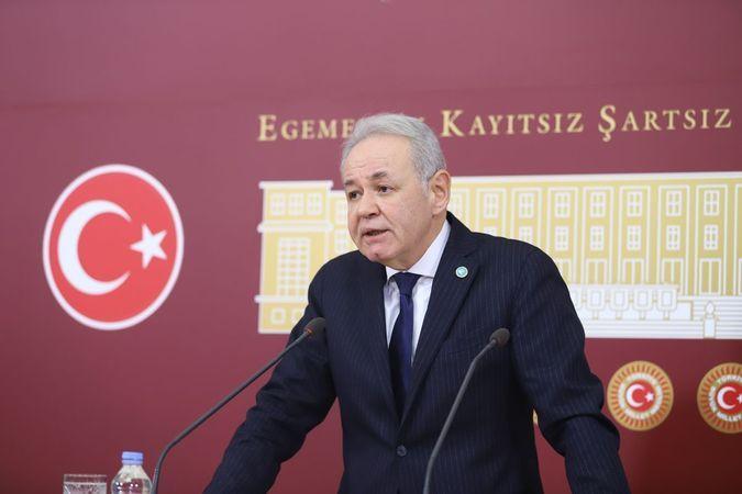 Vatan Partili Nazlı'dan Milletvekili Sezgin'e gönderme