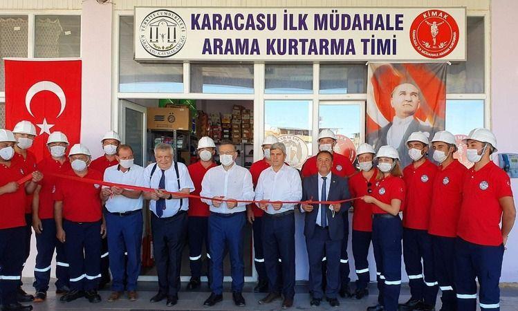 Soley'in projeleri Vali Aksoy tarafından hizmete açıldı