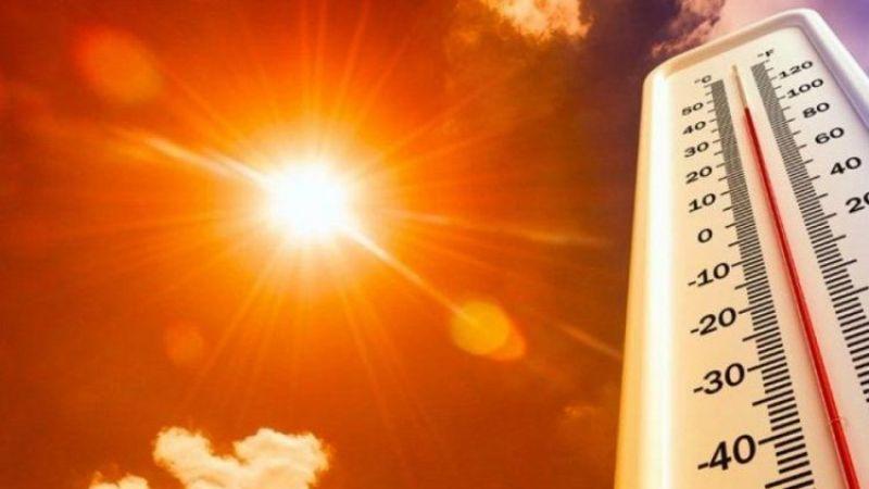 Yangınların ardından kritik sıcaklık raporu
